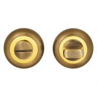 Сантехническая завертка ITAROS PREMIUM бронза/золото