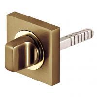 Ручка поворотная Fuaro BKW8 KM бронза/золото