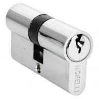 Ключевой цилиндр MORELLI ключ/ключ хром