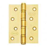 Петля врезная универсальная Itaros 100х75х2,5 мм мат. золото