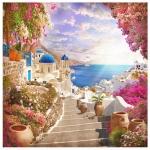 фото фрески «Греция» в магазине «Аркон» Кириши arkon-kirishi.ru