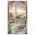 фреска «Париж» в магазине «Аркон» Кириши