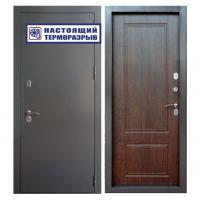 Двери Райтвер Сибирь Термо тиковое дерево