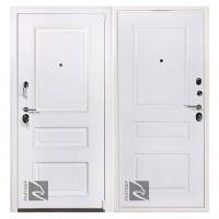 Двери Прадо муар белый