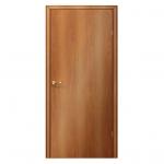 Дверь глухая миланский орех